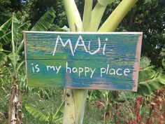 #Mauiismyhappyplace!