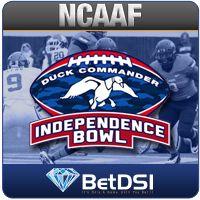 2014 Duck Commander Independence Bowl OddsBowlhttp://www.betdsi.com/events/sports/football/ncaa-football-betting/ncaa-football-bowl-games/independence-bowl