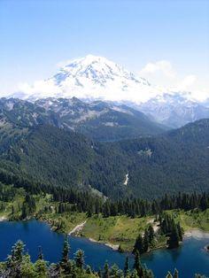 Tolmie Peak Lookout - Eunice Lake