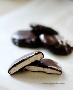 Brunch at Saks--a site with lots of allergy-friendly and vegan recipes (like these homemade peppermint patties!)