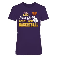 This Girl Loves Her Basketball - LSU Front picture Lsu Tigers, Lsu Tigers fans, Lsu Tigers lovers, Lsu Tigers players, Lsu Tigers t-shirt, Lsu Tigers official tee shirt, gifts for Lsu Tigers lover, Lsu Tigers official licensed t-shirt, best Lsu Tigers, Lsu Tigers fans, Lsu Tigers lovers, Lsu Tigers players, Lsu Tigers t-shirt, Lsu Tigers official tee shirt, gifts for Lsu Tigers lover, Lsu Tigers official licensed t-shirt, best Lsu Tigers tshirt