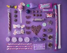 La fotógrafa Emily Blincoe examina el color a través de los dulces - Antidepresivo