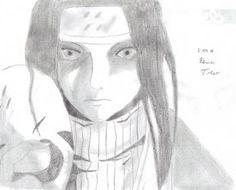 How to Draw Haku, Step by Step, Naruto Characters, Anime, Draw Japanese Anime, Draw Manga, FREE Online Drawing Tutorial, Added by Kilian, September 5, 2010, 8:21:52 am
