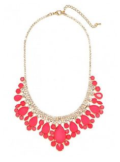 NYC Recessionista: ALL UNDER $50 - New statement necklaces at Bauble Bar