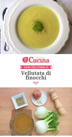 #Vellutata di #finocchi ✅ Buona!