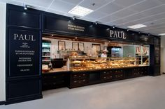 French bakery shop Paul expands with third unit in Bucharest