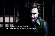Best Memes About Relationships Lol Dr. Who Ideas Joker Qoutes, Best Joker Quotes, Badass Quotes, Harley Queen, Heath Ledger Joker, Good Sentences, Dark Quotes, Relationship Memes, Relationships