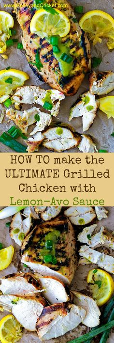 Step by Step Special Instructions to make the JUICIEST and MOST TENDER Grilled Chicken EVER!