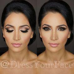 Totally Stunning Bridal Makeup Ideas!