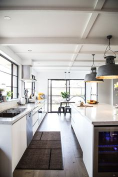 Cook Republic Kitchen Remodel - Industrial Kitchen Design