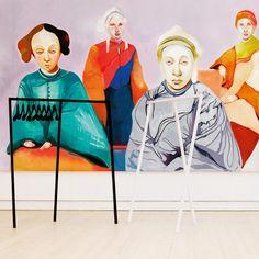 Hay Design Loop Stand Wardrobe Garderobe - Hay Design Artikel online kaufen - Design Online Shop found4you
