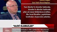 """Cami-Cemevi projesini savunan İzzettin Doğan """"Onlar Alevi olamaz""""   yurttan ve dünyadan haberler ve teknoloji videoları blogu denk gelirse"""