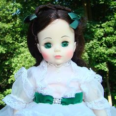 Madame Alexander Gone With the Wind Scarlett Doll 1590 Mary Ann 14 Inch Box by…