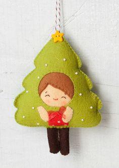PDF. Christmas ornaments pattern. Tree Pattern. Star by Noialand