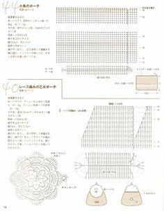 cream crochet bag pattern