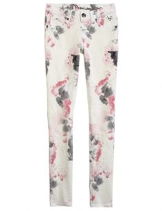 Watercolor Jeggings | Justice