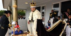 King of Tonga passes away