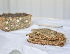 Gluten Free Buckwheat and Seed Bread
