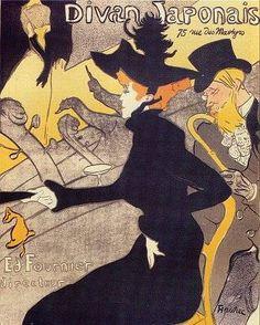 I manifesti pubblicitari di Henri de Toulouse-Lautrec