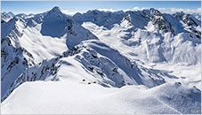 Stubai Alps, Tyrol (Austria)