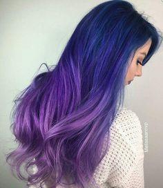 Hair Color for Mermaids