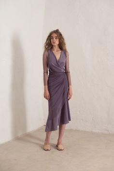 75c2d5c80 Las 12 mejores imágenes de Vestidos de color lavanda