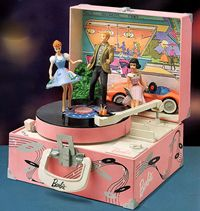 Barbie Let's Go To The Hop Musical