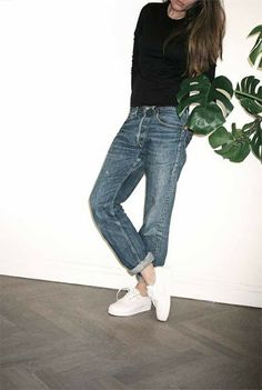 now that's a fantastic pair of boyfriend jeans