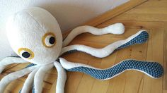 Plush octopus small size animal plush stuffed animal gift