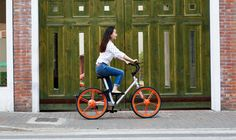 Chinas bike rental startups are learning a lot about how people spend their free time