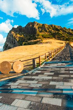 You can't beat the views from Hallasan mountain on Jeju island in South Korea #Jeju #southkorea
