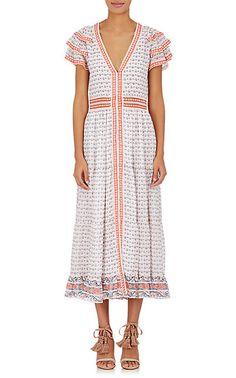 We Adore: The Ambra Silk Maxi Dress from Ulla Johnson at Barneys New York