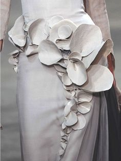 """patternprints journal: PRINTS AND PATTERNS INTO PARIS CATWALKS: """"HAUTE COUTURE"""" SPRING/SUMMER 2013 / Stephane Rolland"""