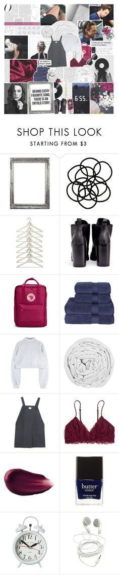 """""""◦♦︎◦ i don't understand why you're so cold."""" by etoilesdanse ❤ liked on Polyvore featuring Sebastian Professional, Monki, Cheap Monday, Fjällräven, Christy, The Fine Bedding Company, WNDERKAMMER, Madewell, Hourglass Cosmetics and Butter London"""