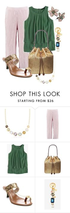 """Let's go on holiday!"" by thelydialondon ❤ liked on Polyvore featuring Ross-Simons, Boohoo, J.Crew, Eric Javits, Signature, Sophie Hulme and Bling Jewelry"