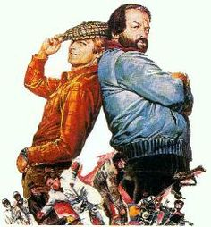 Terence hill y bob spencer