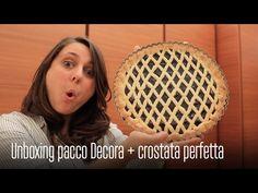 Griglia per crostate, TUTORIAL come realizzare crostate bellissime,in 2 minuti - YouTube