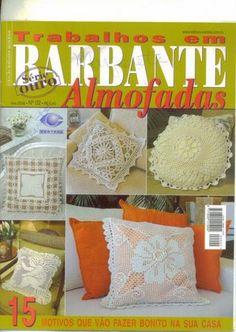 BARBANTE - ALMOHADONES - Marleni Fontaine - Álbuns da web do Picasa