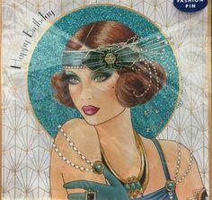 Ideas Art Nouveau Fashion Illustration Flappers For 2019 Motif Art Deco, Art Deco Design, Pinturas Art Deco, Art Nouveau, Art Deco Cards, Retro, Art Deco Paintings, Afrique Art, Art Deco Fashion