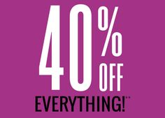 Penningtons Canada Offers: Save 40% Off Everything with Promo Code http://www.lavahotdeals.com/ca/cheap/penningtons-canada-offers-save-40-promo-code/122162