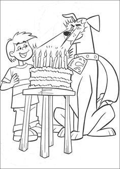Krypto Fargelegging for barn. Tegninger for utskrift og fargelegging nº 13