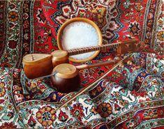 Persian Culture, Horse Drawings, Fashion Design Sketches, Mosaic Art, Beautiful Paintings, Craft Gifts, Still Life, Watercolor, Iran