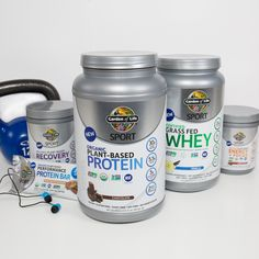 Introducing Garden of Life SPORT, the cleanest performance line available. Garden Of Life Vitamins, Vegan Store, Protein Bars, Smoothies, Organic, Cleaning, Health, Evolution, Sports