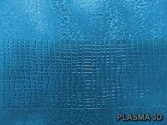 Żywica dekoracyjna PLASMA 3D marki LOGGIA. Wzór krokodyl + gąbka