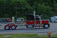 Peterbilt 379, Peterbilt Trucks, Show Trucks, Big Rig Trucks, Classic Tractor, Classic Trucks, Custom Big Rigs, Custom Trucks, Rv Truck