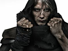 O/&A COUTURE Idris Elba Roland Deschain Full Length Gunslinger The Dark Tower Black Napa Leather Long Coat