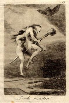 Goya - The Witches
