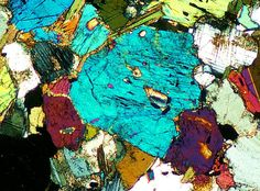 Green hornblende in diorite Union College, Elements And Principles, Mineralogy, Beautiful Rocks, Rock Formations, Rocks And Minerals, Geology, Fractals, Print Patterns