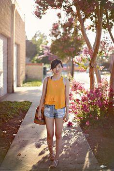 mellow yellow on FreshFizzle.com Mellow Yellow, Hipster, Stripes, Fresh, Lifestyle, My Style, Image, Fashion, Moda