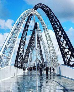 Matagarup Bridge , Perth